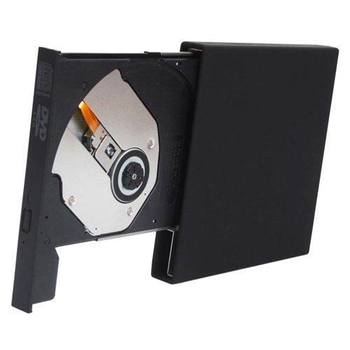 Generic USB External DVD Combo CD-RW Burner Drive Black
