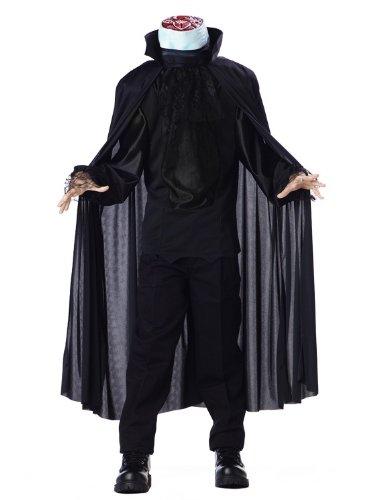 Ichabod Crane Sleepy Hollow Costume (Headless Horseman Kids Costume)