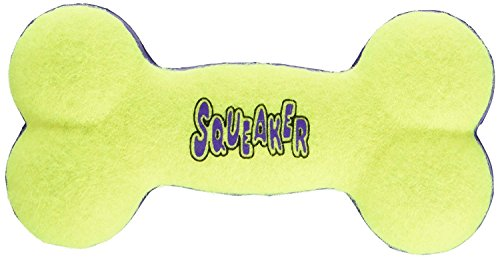 KONG Air Dog Squeaker Bone Dog Toy - Medium