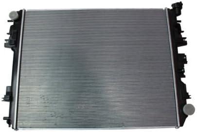 Radiator-Assembly TYC 2813