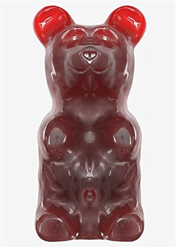 5 pound gummy bear - 8