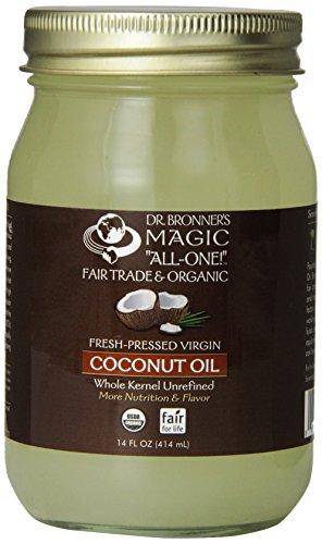 Price comparison product image Dr. Bronners Virgin Coconut Oil,  14 oz