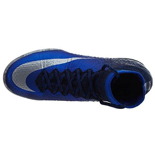 Nike Mercurialx Proximo Cr7 Ic 807566-404 Kongeblå Menns Fotballsko