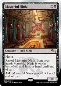 Amazon.com: Masterful Ninja - Unstable: Toys & Games