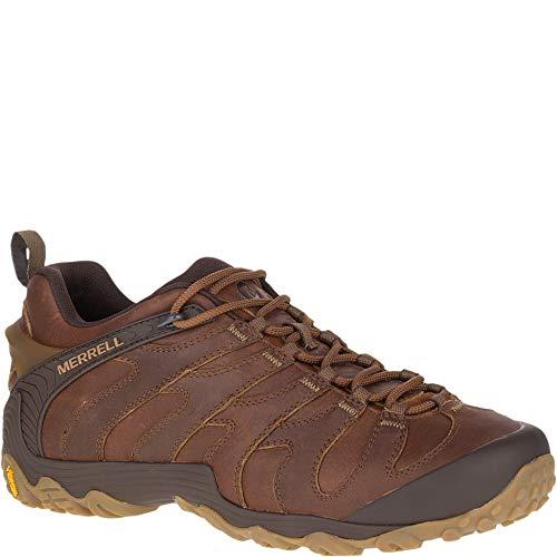 - Merrell Cham 7 Slam Luna LTR Walking Shoes (9 M US, Amber Ale)