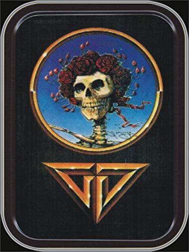 New Stash Tin - Grateful Dead- Collector's/Stash Tin -OTR-Good for Guitar Picks - Licensed New