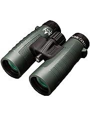 Save big on Bushnell Binocular Bundle: Trophy XLT Roof Prism Binoculars, 10x42mm (Bone Collector Edition) + Deluxe Binocular Harness