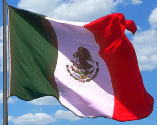 Huge 4X6 Ft Mexico Mexican Flag by Flag