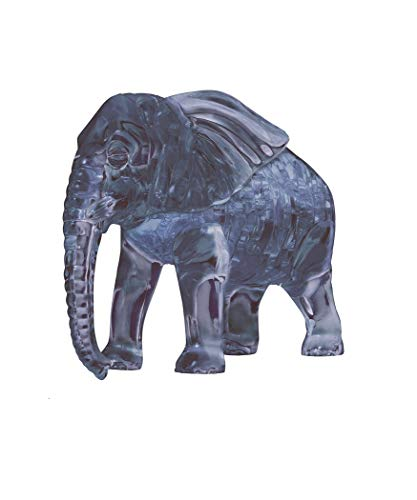 Original 3D Crystal Puzzle - Elephant