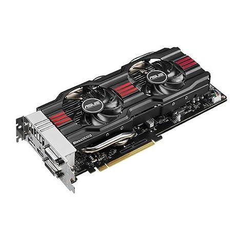 Asus GTX770-DC2OC-2GD5 - Tarjeta gráfica de 2 GB con nVIDIA GeForce GTX 770 (GDDR5, HDMI, DVI)