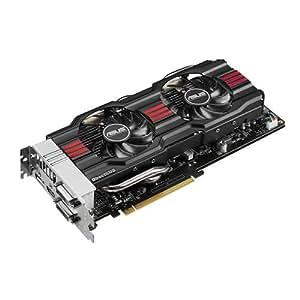ASUS GTX770-DC2OC-2GD5 GeForce GTX770 2GB GDDR5 256-bit, DVI-I/DVI-D/ HDMI/DP PCI-Express 3.0 SLI ready Graphic Card OC-selected 1110MHz core