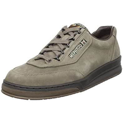 Mephisto Men's Match Walking Shoe,Birch Nubuck,5.5 M US