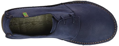 Pleasant Field Blue Black Women's Nf80 Rice El Naturalista Derbys Ocean wCqxBt6AX