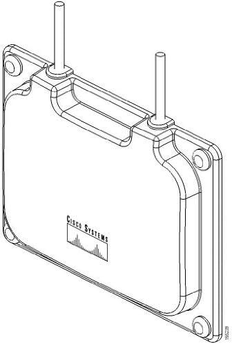 Cisco AIR-ANT2465P-R - Antena (2.4-2.5, Antena ...