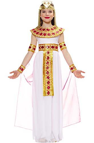 Pink Cleopatra Egyptian Queen Child Costume