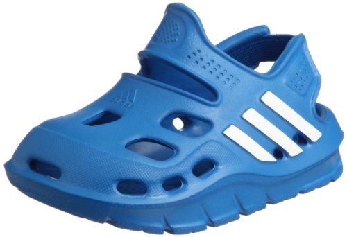 adidas Performance Varisol I D67308 Unisex - Kinder Sportschuhe - Fitness Blau (Bahia Blue S14/Running White Ftw/Running White Ftw D67308)