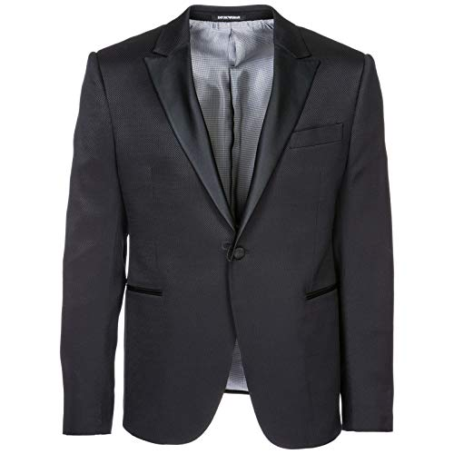 Emporio Armani Men Blazer - Nero 40 US