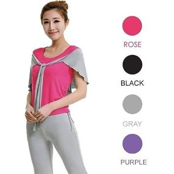 Amazon.com: Suave Fashion Hot Set 95% modal ropa deportiva ...