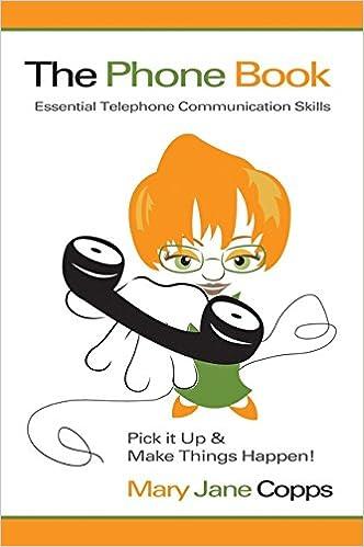 Phone Book - Essential Telephone Communi: Mary Jane Copps