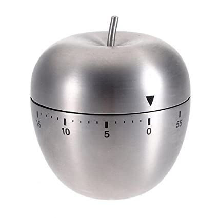 Contaminuti-Timer da cucina meccanico contatore-Orologio a forma di ...