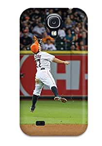 Hot houston astros MLB Sports & Colleges best Samsung Galaxy S4 cases