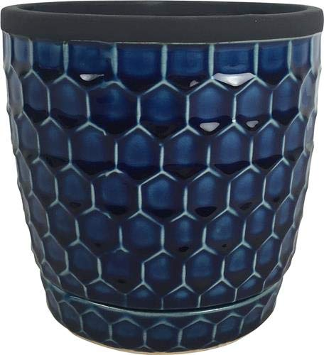 Southern Patio 077157 CRM-047070 6 in. Honeycomb Planter44 - Southern Patio