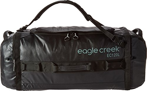 - Eagle Creek Cargo Hauler Duffel, 120L, Black