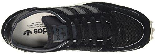 Core Scarpe Uomo Ginnastica da Basse Black Grey Trainer Black Dark Core adidas Nero Bz1wRR