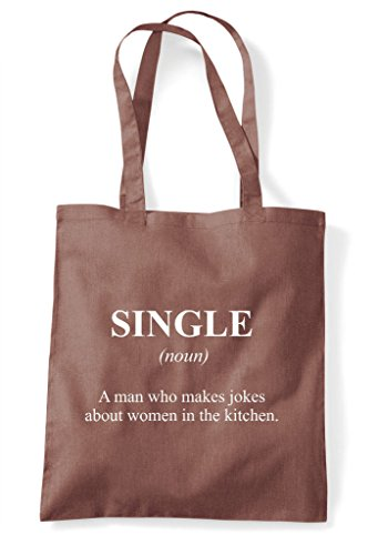Single Tote Alternative The In Funny Definition Dictionary Shopper Not Chestnut Bag H0x7rHq