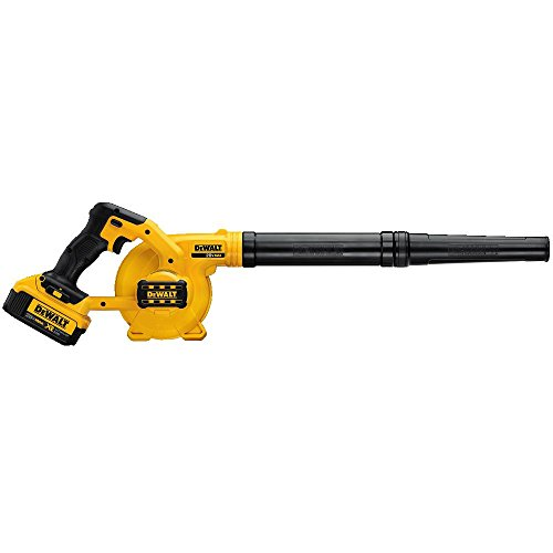DEWALT 20V MAX Blower DCE 100M1 Worksite Kit