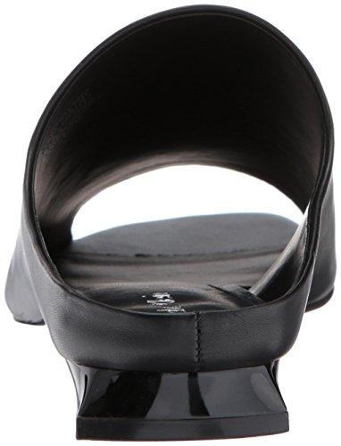 Calvin Women's Klein MABEL2 Black Mule 6wZ0a6q