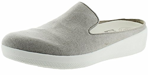 Beige Da Donna Slip-on Fit-fit Fitflop