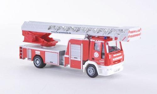 Iveco Magirus DLK M32 L-AS, Freiwillige Freiwillige Freiwillige Feuerwehr Schönheide, Modellauto, Fertigmodell, Rietze 1:87 365be4