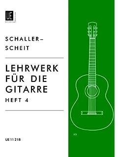 Schaller Scheit  Lehrwerk Für die Gitarre 3