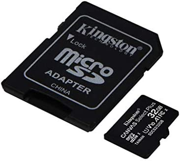 Kingston 32GB ROKU Ultra MicroSDHC Canvas Select Plus Card Verified by way of SanFlash. (100MBs Works with Kingston)