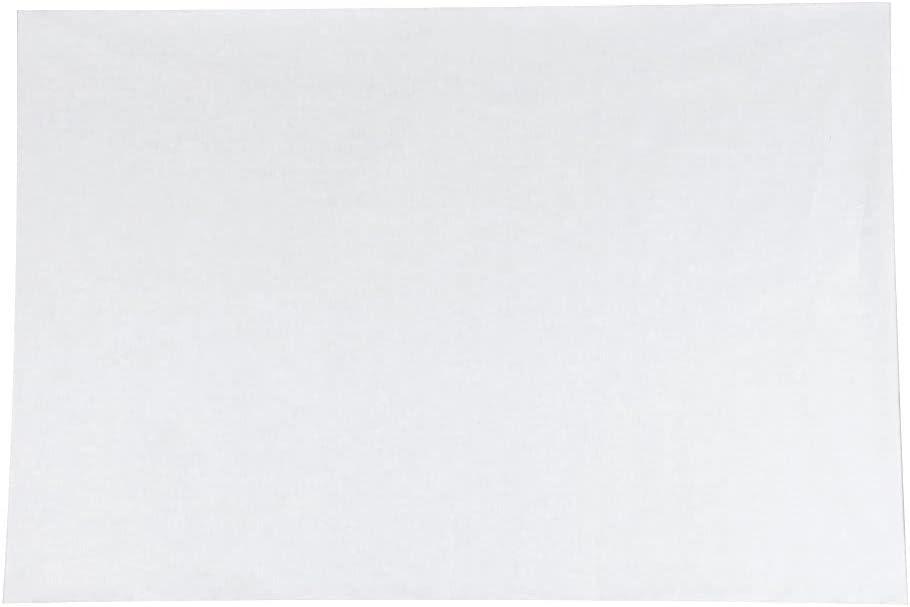 for Pans Baking Paper Sheets for Hob IMBALLAGGI ALIMENTARI Pack of 500/Baking Paper 40/x 60/cm 41/Grams Per Square Metre