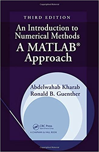 Introduction To Numerical Analysis Using Matlab Pdf