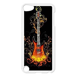 Durable Rubber Cases Ipod Touch 5 Cell Phone Case White ARTISTIC ART Cpotl Protection Cover