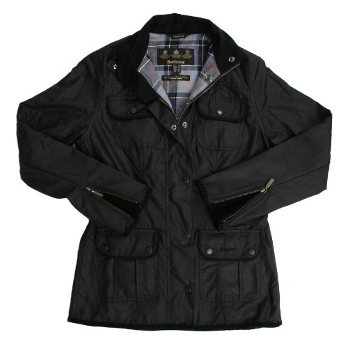 Barbour Cotton Coat - 4