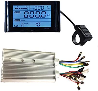 DC 48V 1500W Brushless Motor Controller For E-bike Scooter Electric Bicycle m