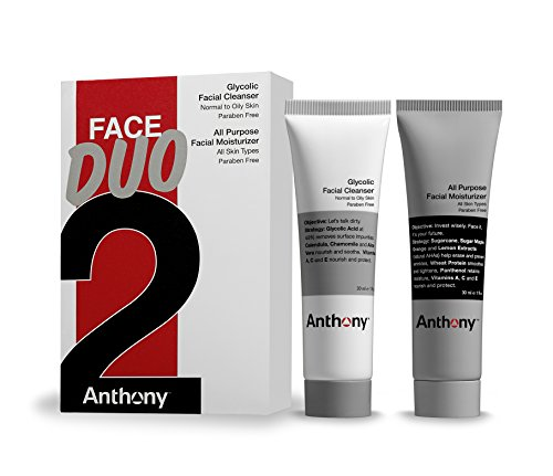 Anthony Face Duo Kit, 2 fl. oz.