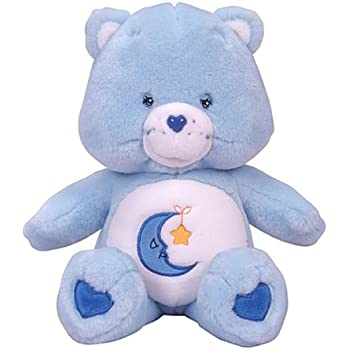 "Amazon.com: CARE BEARS BEDTIME BEAR - 13"" Plush: Toys & Games"