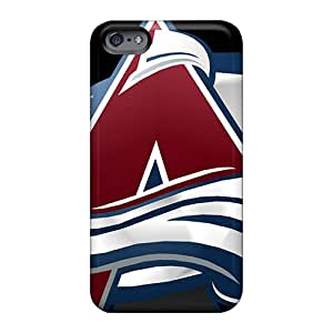 Apple Iphone 6s Plus AOD223WSIl Provide Private Custom HD Colorado Avalanche Series Shock-Absorbing Hard Phone Cover -MarcClements