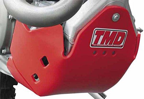 T.M. Designworks Skid Plate - Red BETA-250-RD