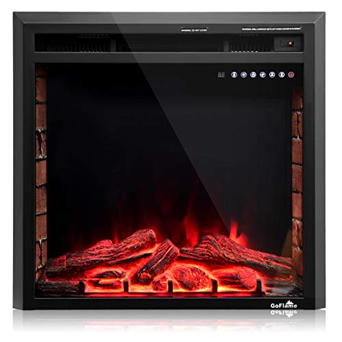 """Cheap KCHEX>>26 750W-1500W Fireplace Electric Embedded Insert Heater Glass Log Flame Remote>> You Will Surely be Surprised by This Fireplace Insert which Brings You not only Good Performance Black Friday & Cyber Monday 2019″ width=""""244″ height=""""250″ /> </p> <div> </p> <p><b>Brand :</b> KCHEX</p> <p><b>Category :</b> Electric Fireplaces</p> <p><b>Ratings :</b> 0 Star</p> <p><b>Reviews :</b> – People</p> <p><p align="""