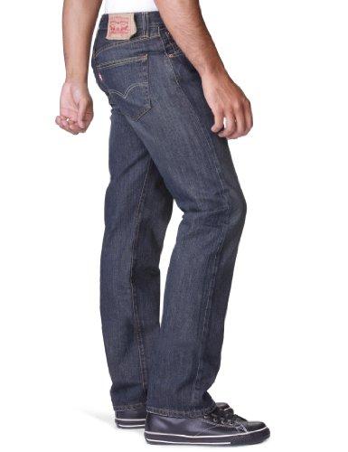 Levi's Jeans 501 Azul 89 Hombre Dark Fit Clean Original para rCrpwtqx