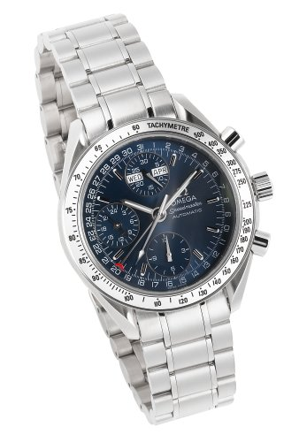 Omega Men's 3523.80.00 Speedmaster Day-Date Automatic Chronograph ()