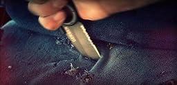 Gerber Remix Tactical Knife, Serrated Edge [30-000433]
