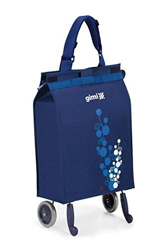 Gimi Bella Blau Einkaufstrolley: Amazon.de: Küche & Haushalt