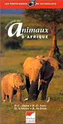 Photo-guide des animaux d'Afrique